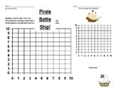 Coordinate Plane Battle Ship