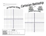 Coordinate Plane Battleship