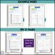 Coordinate Plane Digital Interactive Flip Book