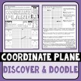 Coordinate Plane Discover & Doodle