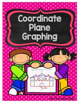 Coordinate Plane Graphing (Castle)