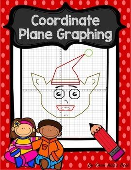Coordinate Plane Graphing (Elf)