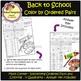 Coordinate Plane - Identifying Ordered Pairs - Back to School (School Designhcf)