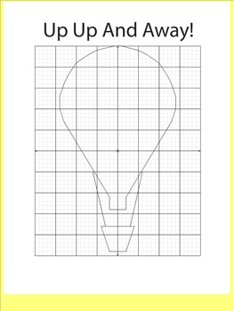 Coordinate Plane Pictures Bundle 2