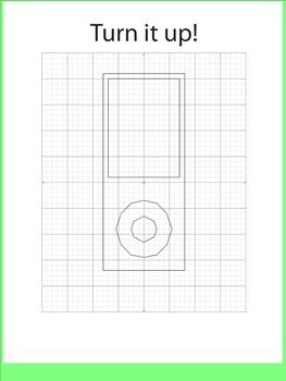 Coordinate Plane Pictures Bundle 3