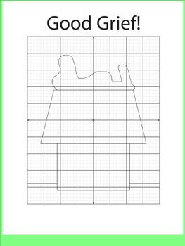 Coordinate Plane Pictures Bundle 5