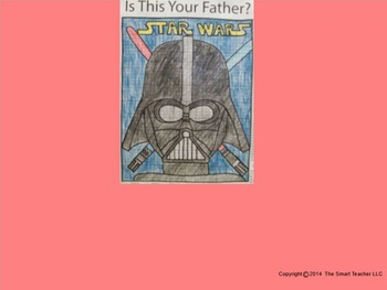 Coordinate Plane Pictures (Darth Vader)