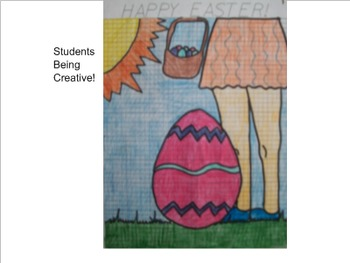 Coordinate Plane Pictures (Easter Egg)