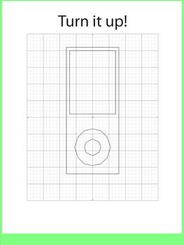 Coordinate Plane Pictures (Ipod Nano)