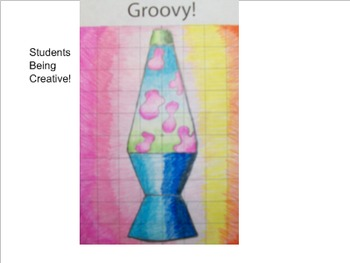 Coordinate Plane Pictures (Lava Lamp)