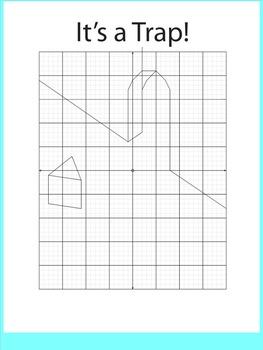 Coordinate Plane Pictures (Mouse Trap)
