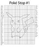Coordinate Plane Pictures (Pokemon Bundle 1)
