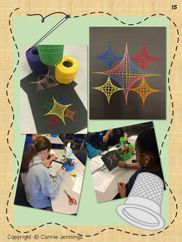 Coordinate Plane Project - Sewing and Graphing!!!
