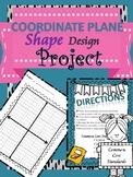 Coordinate Plane Shape Project