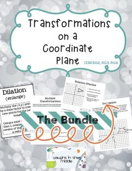 Coordinate Plane Transformations