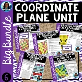 Coordinate Plane Unit Big Bundle