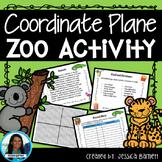 Coordinate Plane Zoo