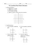 Coordinate Plane and Plotting Points Review