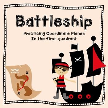 Coordinate Planes Battleship!