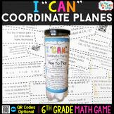 6th Grade Math Game | Coordinate Planes
