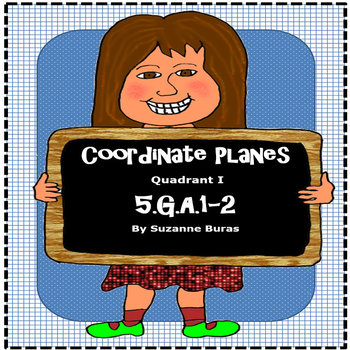 Coordinate Planes: Reading and Plotting Coordinate Pairs