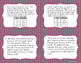 Coordinate Problem Solving Activity and Task Cards