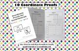 Coordinate Proof Booklet - Classifying Quadrilaterals
