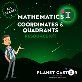 Coordinate Quadrants Kit | With So Much Potential | All Grades