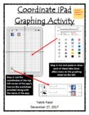 Coordinate iPad Graphing Activity - Short version