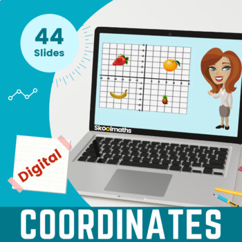 Coordinates - 5th grade, Year 6, Key stage 2