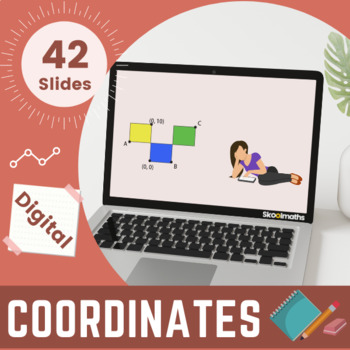 Coordinates - 6th to 8th grades (UK Key stage 3)