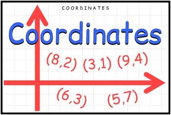 Coordinates (BUNDLE PACK)