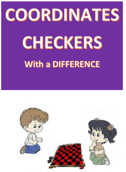 Coordinates Checkers With a DIFFERENCE