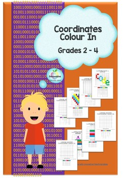 Coordinates Color in ( Coding and STEM for Juniors )