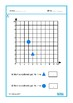 Coordinates Ordered Pairs Worksheets, Autism, Special Education