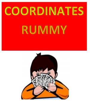 Coordinates Rummy