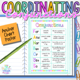 Coordinating Conjunctions Anchor Chart Poster FANBOYS