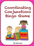 Coordinating Conjunctions Bingo Game