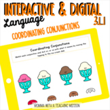 Coordinating Conjunctions Distance Learning Slides Google