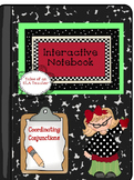 Coordinating Conjunctions {FANBOYS} ~ Interactive Notebook