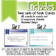 Coordinating Conjunctions Task Cards for Secondary ELA (80 Task Cards)