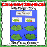 Coordinating & Subordinating Conjunctions: A Craftivity