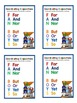 Coordinating Conjunctions FANBOYS task cards