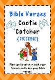 Cootie Catcher - Bible Verses {FREEBIE}