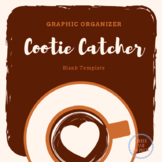 Cootie Catcher Blank Template