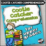 Comprehension Strategies Cootie Catchers