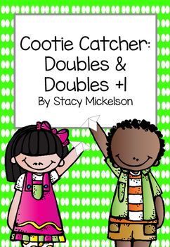 Cootie Catcher - Doubles & Double +1 ~New!~