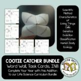 Science Cootie Catcher Bundle