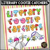 Cootie Catcher Literary Elements