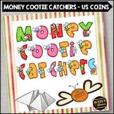Cootie Catcher Money - US Coin Version
